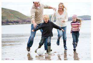 Family friendly holiday cottages