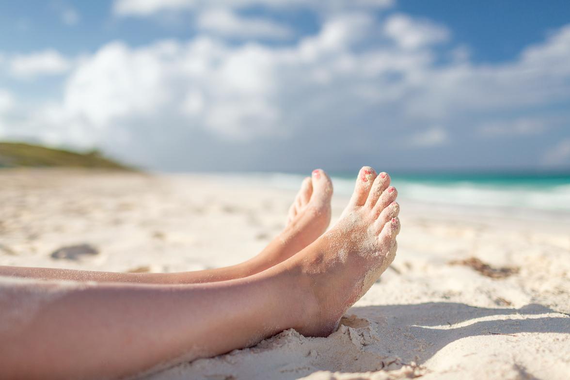 Крупным планом пляж фото